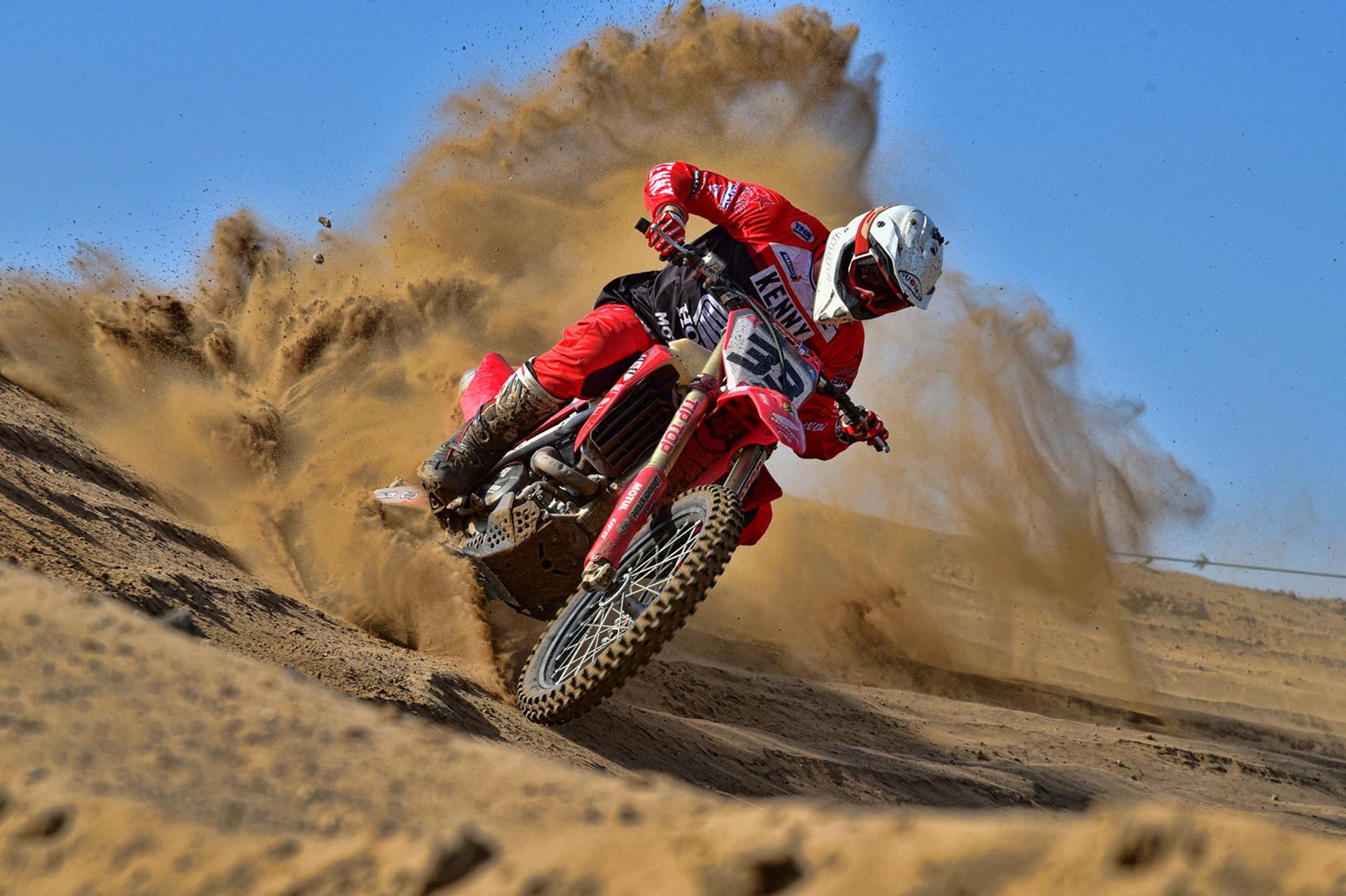S01E05: Lars van Berkel over BMX, Dakar en tinderdates